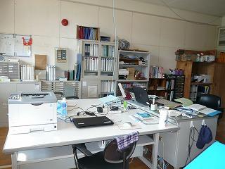 事務室から見た学校のようすを: 川上小学校事務室通信